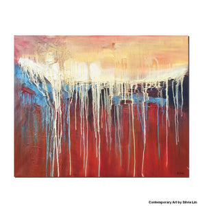 Modern Painting, Abstract Painting, Oil Painting, Oil Painting Abstract, Kitchen Art, Abstract Canvas Art, Original Abstract Painting
