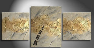 Abstract Modern Art, Dining Room Wall Art, Extra Large Painting, Abstract Art Painting, Painting for Sale - Art Painting Canvas