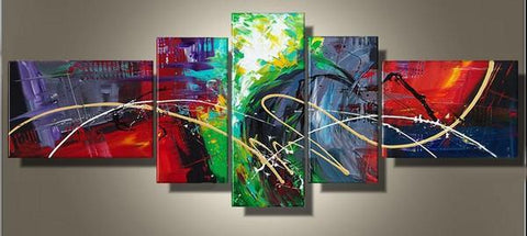 Abstract Art, Canvas Painting, Huge Wall Art, Extra Large Art, Painting for Sale