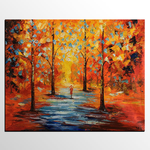 Landscape Painting, Original Painting, Large Canvas Art, Wall Art, Canvas Painting, Abstract Art, Oil Painting, Abstract Painting, Large Art