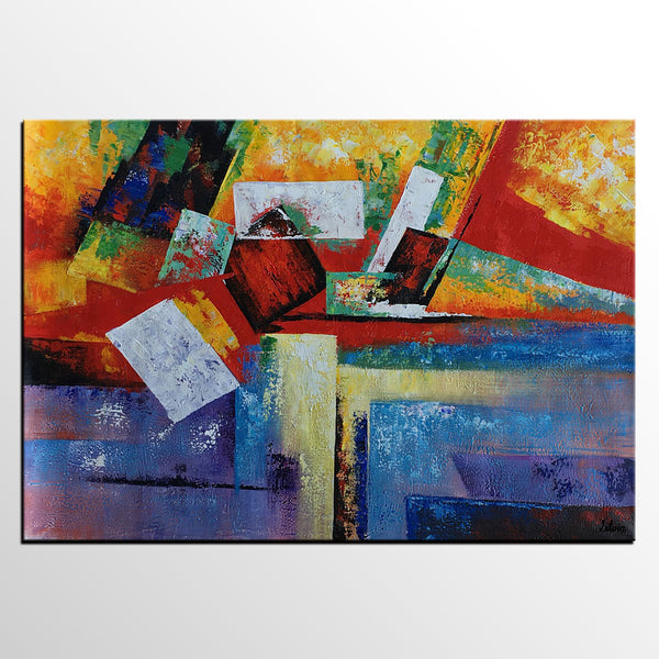 Abstract Art, Abstract Painting, Canvas Painting, Original Art, Large Oil Painting, Abstract Oil Painting, Living Room Wall Art, Modern Painting