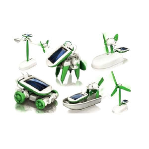 Educational Solar Kit - TOYS 4 WISE KIDS - EDUCATIONAL TOYS