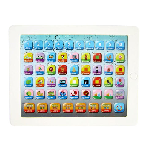 Educational Tablet - TOYS 4 WISE KIDS - EDUCATIONAL TOYS