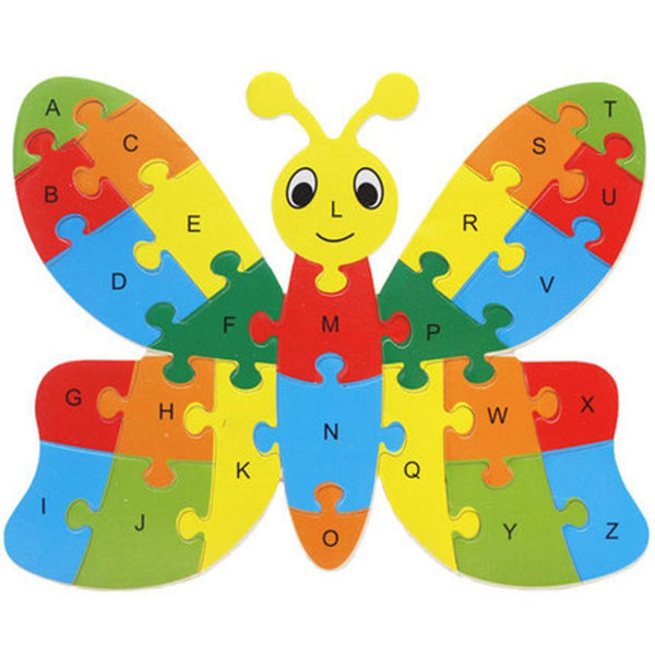 Building Blocks - ABC Puzzle