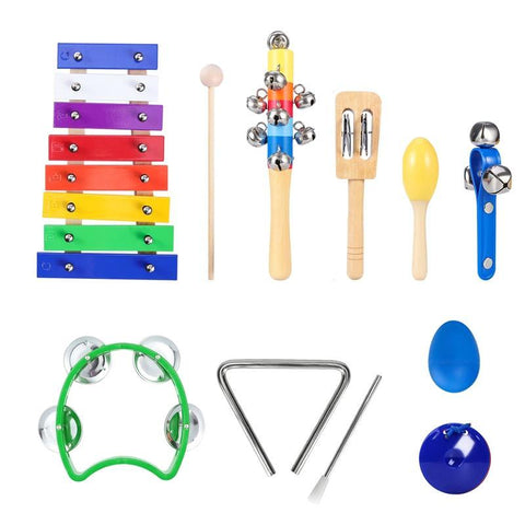 Musical Kit - TOYS 4 WISE KIDS - EDUCATIONAL TOYS