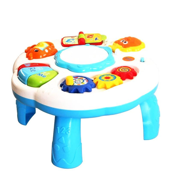 Musical Table - TOYS 4 WISE KIDS - EDUCATIONAL TOYS