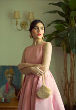 RAE JOSEPH - Pink Taffeta Dress