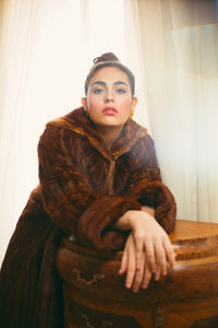 RAE JOSEPH - Red Fox Fur Coat