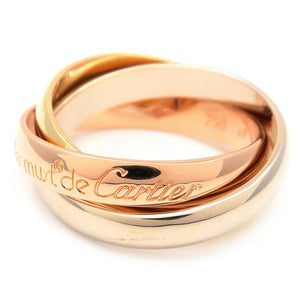 CARTIER - Trinity Gold Ring
