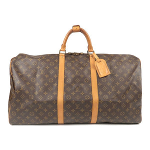 LOUIS VUITTON - 60 Keepall Monogram Travel Bag