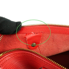 LOUIS VUITTON - Red Speedy Bag