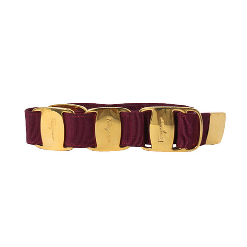 SALVATORE FERRAGAMO - Buckle Belt