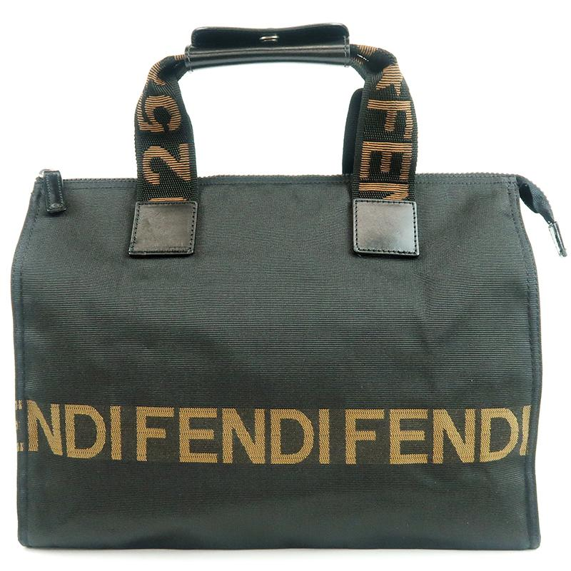 FENDI - Nylon Logo Bag