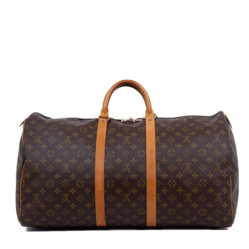 LOUIS VUITTON - Louis Vuitton Monogram Travel Bag