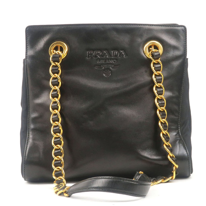 PRADA- Black Bag