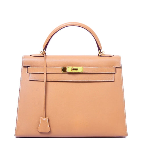 HERMES - Hermes Kelly Sellier Handbag