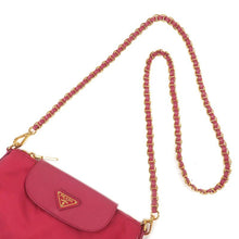 PRADA - Hot Pink Chain Bag