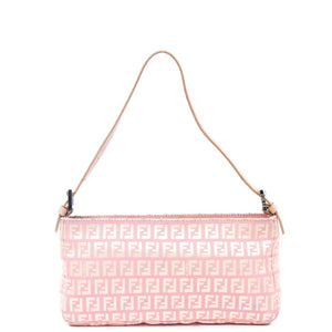 FENDI - Fendi Zucchino Shoulder Bag