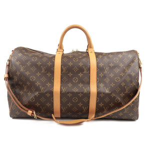 LOUIS VUITTON - Keepall Monogram Travel Bag
