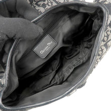 CHRISTIAN DIOR - Black Trotter Bag