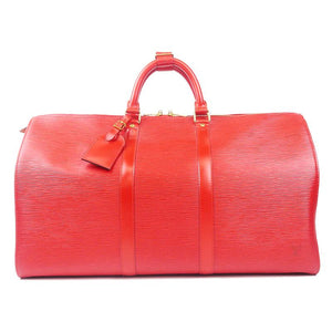 LOUIS VUITTON - Epi Leather Travel Bag