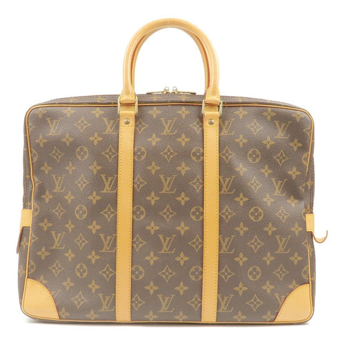LOUIS VUITTON - Monogram Voyage Bag