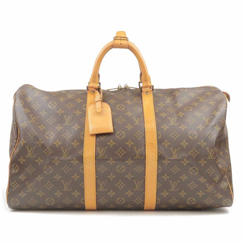 LOUIS VUITTON - Monogram Travel Bag
