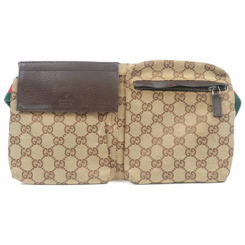 GUCCI - Pattern Waist Bag