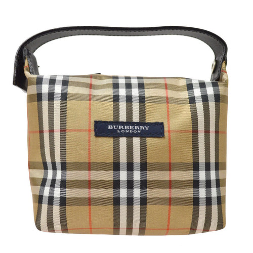 Burberry - Nova Check Bag