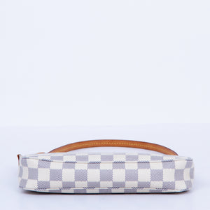LOUIS VUITTON - Louis Vuitton Damier Azur Pochette