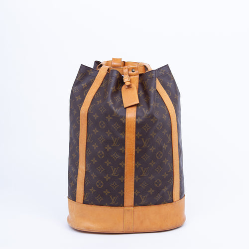 LOUIS VUITTON - Monogram Randonnee Bag