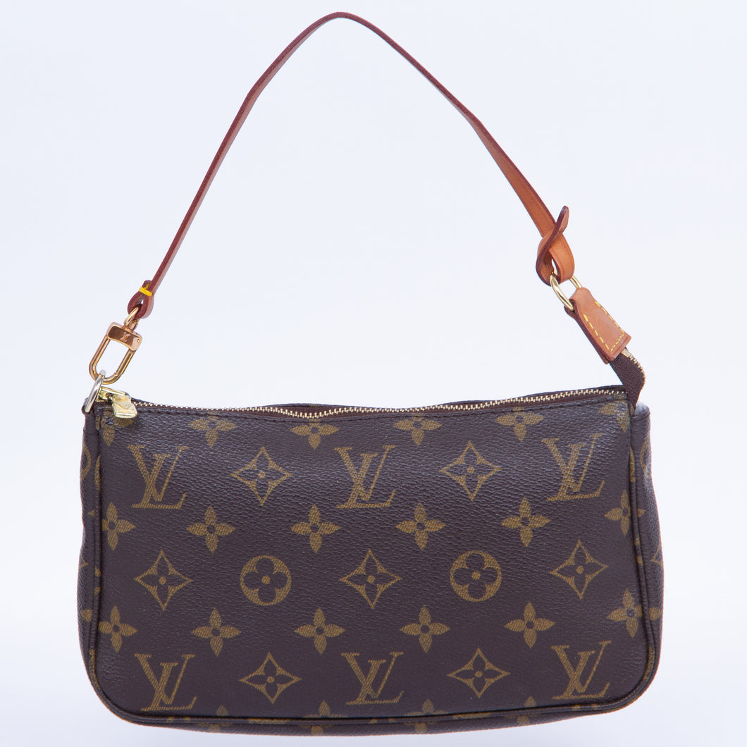 LOUIS VUITTON - Louis Vuitton Monogram Pochette