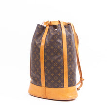 LOUIS VUITTON - Louis Vuitton Monogram Randonnee GM Bag