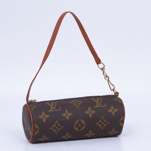 LOUIS VUITTON - Louis Vuitton Monogram Papillon Pouch