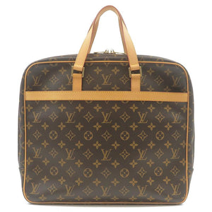LOUIS VUITTON - Louis Vuitton Monogram Porte-Documents Bag