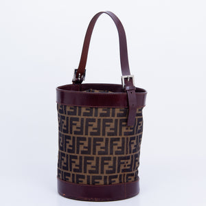 FENDI - Fendi Zucca Shoulder Bag