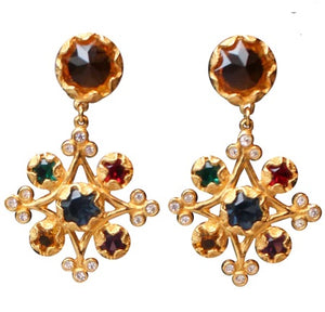 YSL - Earrings