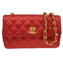 CHANEL - Quilted Chain Bag