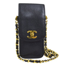 CHANEL - Leather Phone Case