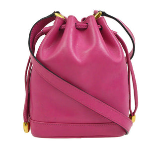 CELINE - Drawstring Shoulder Bag