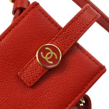 CHANEL - Mini Red Bag