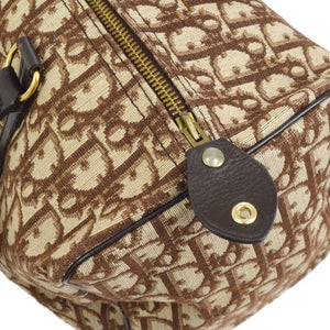CHRISTIAN DIOR - Brown Trotter Bag