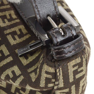FENDI - Zucchino Shoulder Bag