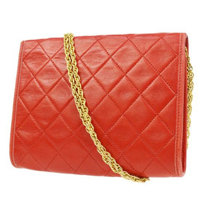Chanel - Red Cross Bag