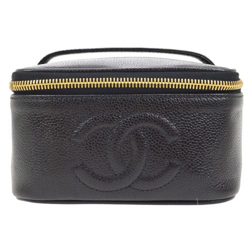 Chanel - Black Vanity Bag