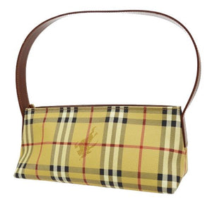BURBERRY - Nova Check Shoulder Bag