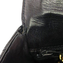 CHANEL - Black Bum Bag