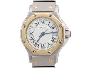 CARTIER - Santos Octagon Watch