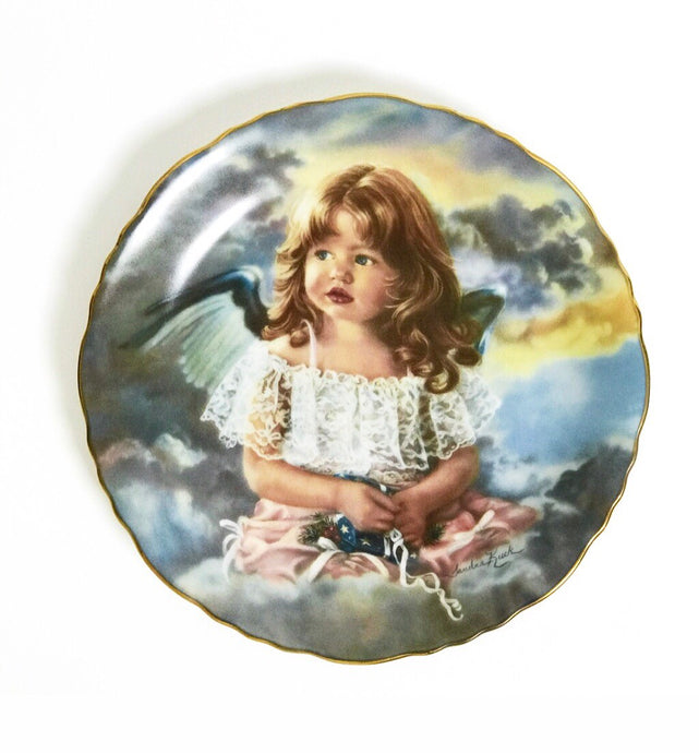 VINTAGE CHINA - Limited Edition Plate