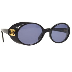 Chanel - Black Sunglasses